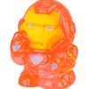 Marvel Squinkies- Transparent Iron Man