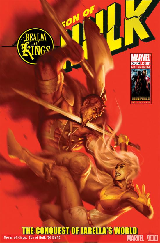 Realm of Kings: Son of Hulk (2010) #3