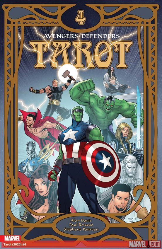 Tarot (2020) #4