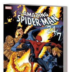 Spider-Man: 24/7 (Trade Paperback)