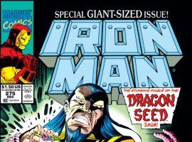 Iron Man #275
