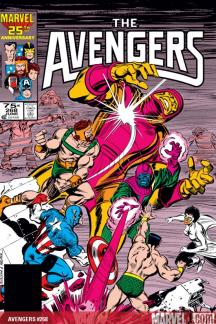 Avengers #268