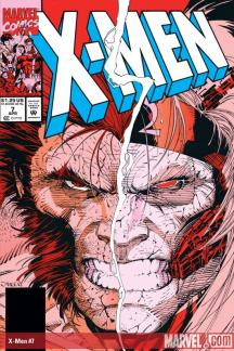 X-Men (1991) #7