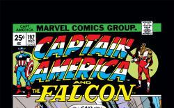 Captain America (1968) #192 Cover