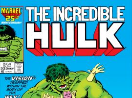 Incredible Hulk (1962) #323 Cover
