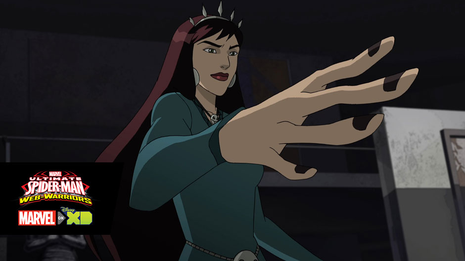 Marvel's Ultimate Spider-Man: Web-Warriors - Meet Morgan Le Fay