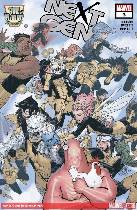 Age of X-Man: Nextgen (2019) #3