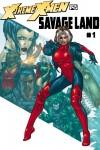 X-Treme X-Men: The Savage Land (2001) #1
