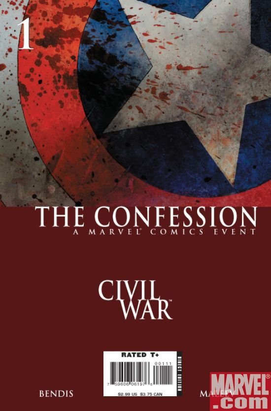 Civil War: The Confession