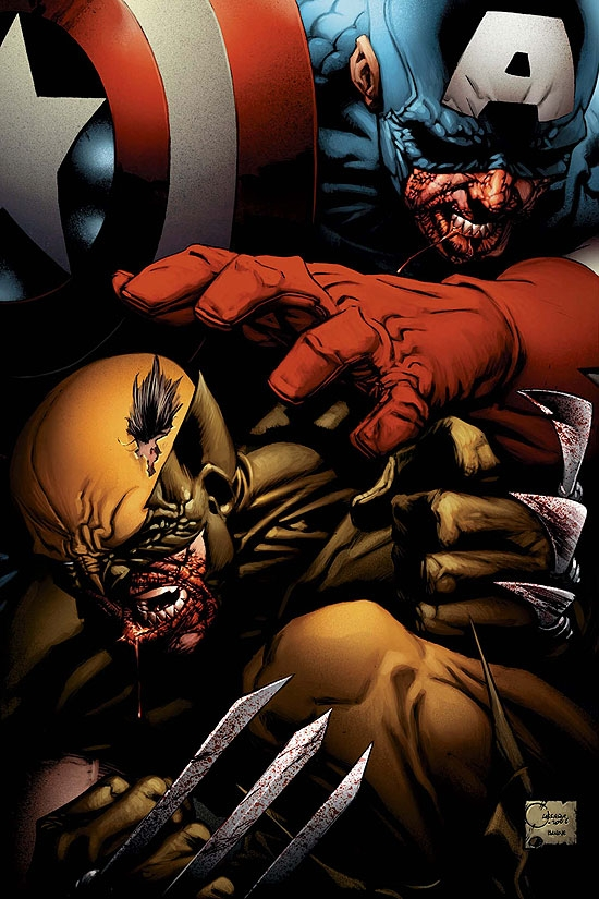 Wolverine Origins (2006) #4