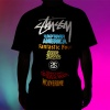 The Stussy x Marvel Project- World Tour Tee Front