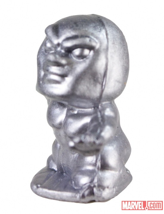 Marvel Squinkies- Silver Surfer