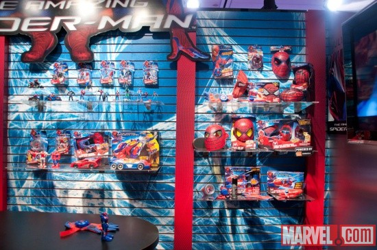 Hasbro The Amazing Spider-Man Items