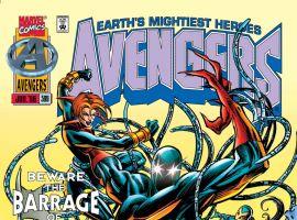 Avengers (1963) #399 Cover