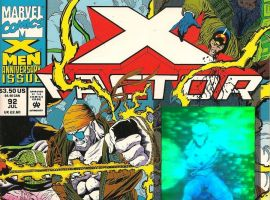 X-Factor (1986) #92