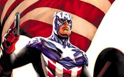 10 More Captain Americas