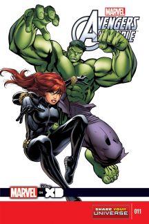 Marvel Universe Avengers Assemble #11