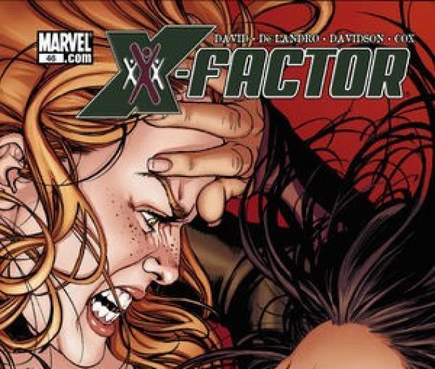 X-FACTOR (2005) #46