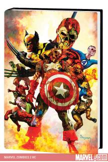 Marvel Zombies 2 (Hardcover)