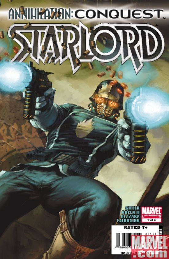 Annihilation: Conquest - Star-Lord #1