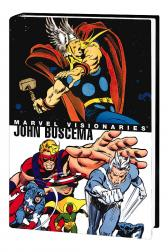 Marvel Visionaries: John Buscema (Hardcover)