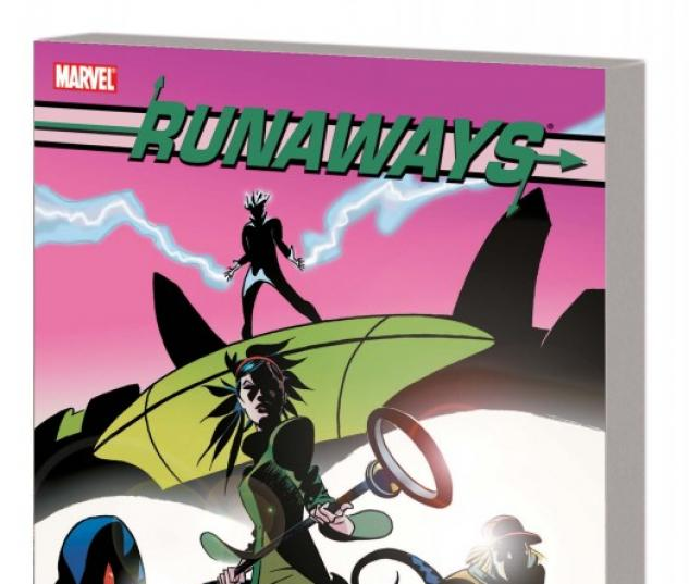 Runaways: Parental Guidance (Trade Paperback)