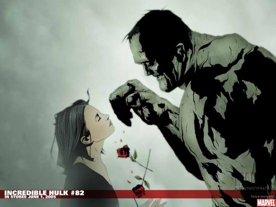 Incredible Hulk (1999) #82 Wallpaper