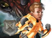 Marvel Hotline: Ender's Game: Battle School