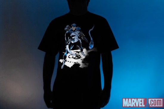 The Stussy x Marvel Project- Punisher Tee