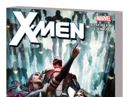 X-MEN: WAR MACHINES TPB