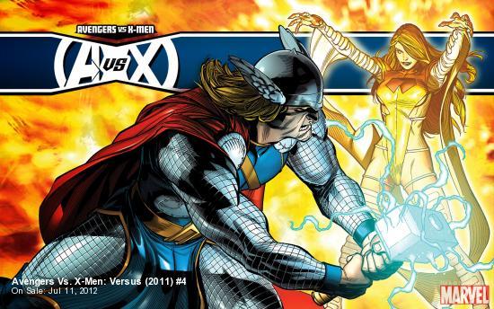 Avengers Vs. X-Men: Versus (2011) #4