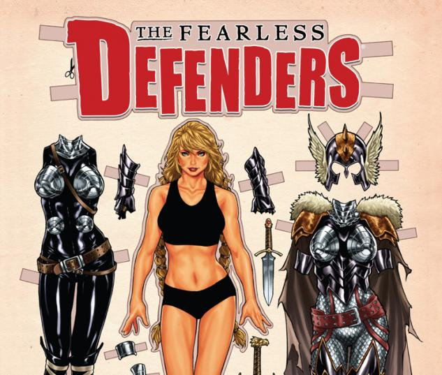 FEARLESS DEFENDERS 4 (NOW)