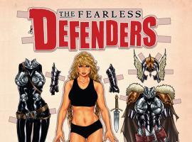 FEARLESS DEFENDERS 4 (NOW)