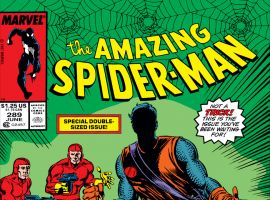 Amazing Spider-Man (1963) #289 Cover
