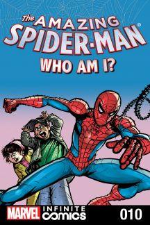 Amazing Spider-Man: Who Am I? Infinite Digital Comic #10