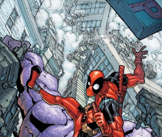 Deadpool Team-Up (2009) #895