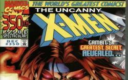 Uncanny X-Men (1963) #350