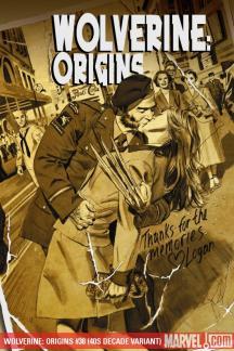 Wolverine Origins (2006) #38 (40S DECADE VARIANT)