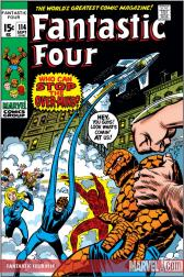Fantastic Four #114 