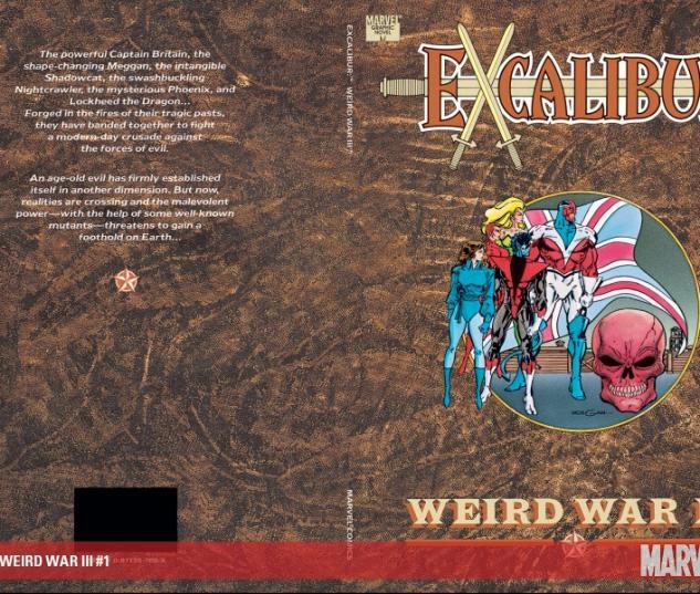 EXCALIBUR: WEIRD WAR III #1
