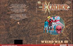 EXCALIBUR: WEIRD WAR III #1