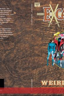 Excalibur: Weird War III (1990) #1