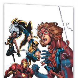 Marvel Adventures the Avengers Vol. 1: Heroes Assembled (2006)