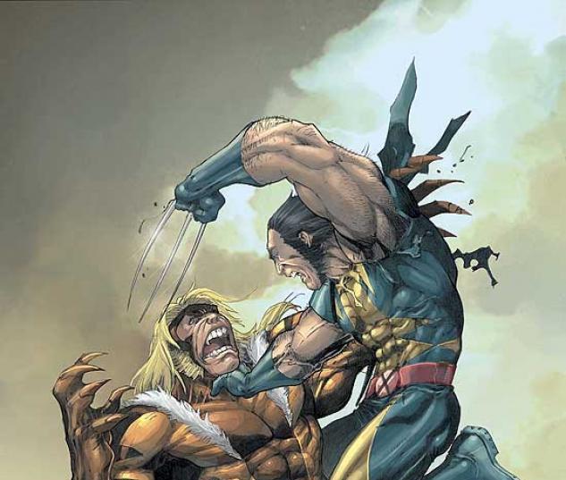 X-MEN (1999) #164 COVER
