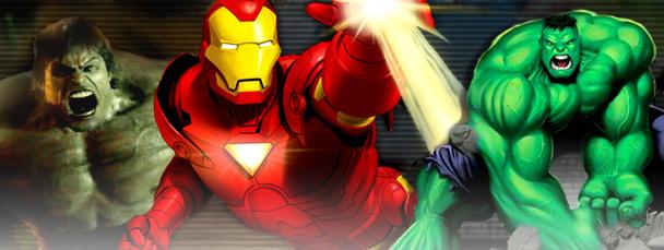 iron hulk games