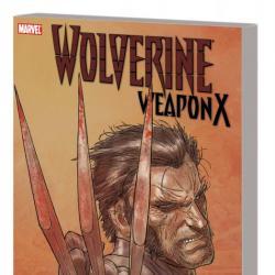 Wolverine Weapon X Vol. 1: Adamantium Men (2010)