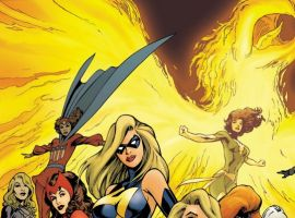 Women of Marvel: Celebrating Seven Decades (2010) #1