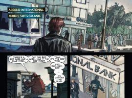 SECRET WARRIORS #7, page 1