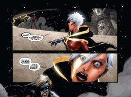 GUARDIANS OF THE GALAXY #11 preview page 6