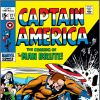 CAPTAIN AMERICA #121 COVER